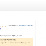 First_Payment_From_freelancer
