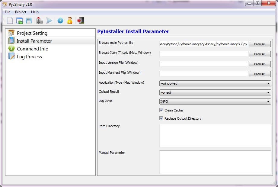 py2binary_install_parameter